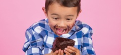 Michael Rosen's Chocolate Cake