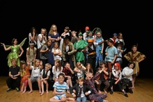 Artful Playground Musical Theatre Class