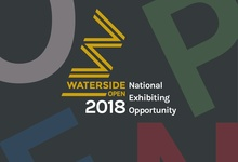 Waterside Open Artists' Talk