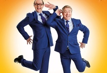 SECOND RESCHEDULE - Ian Ashpitel & Jonty Stephens as Eric & Ern