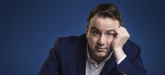 Matt Forde: A Show Hastily Re-Written in Light of Recent Events - Again!