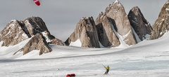 Leo Houlding: The Spectre Expedition: To The End of the Earth